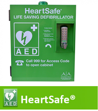 Near Field Solutions and HeartSafe: Working together to help save lives